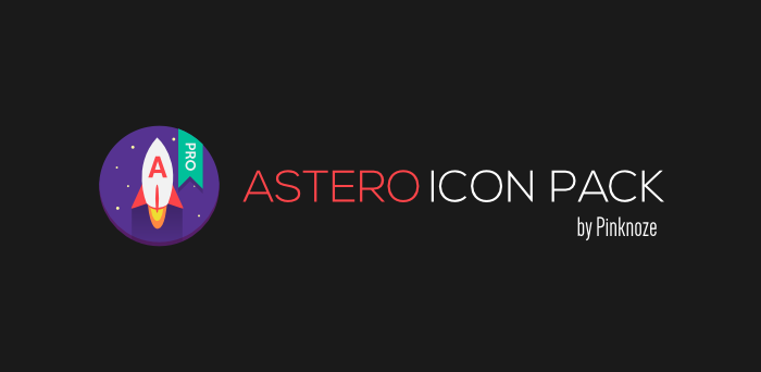 Astero Icon Banner