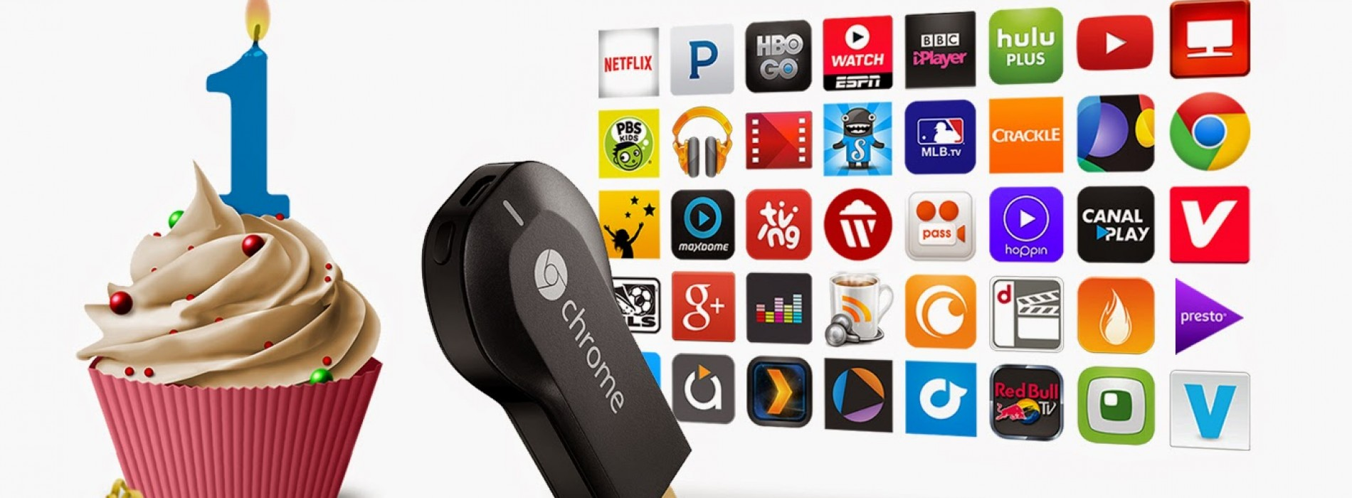 400 million casts later Google's Chromecast turns one