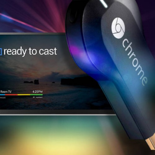 Google Cast now available for audio, available Spring 2015