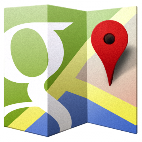 Living with Google: Google Maps