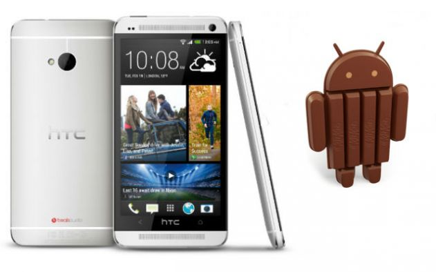 htc one kitkat____