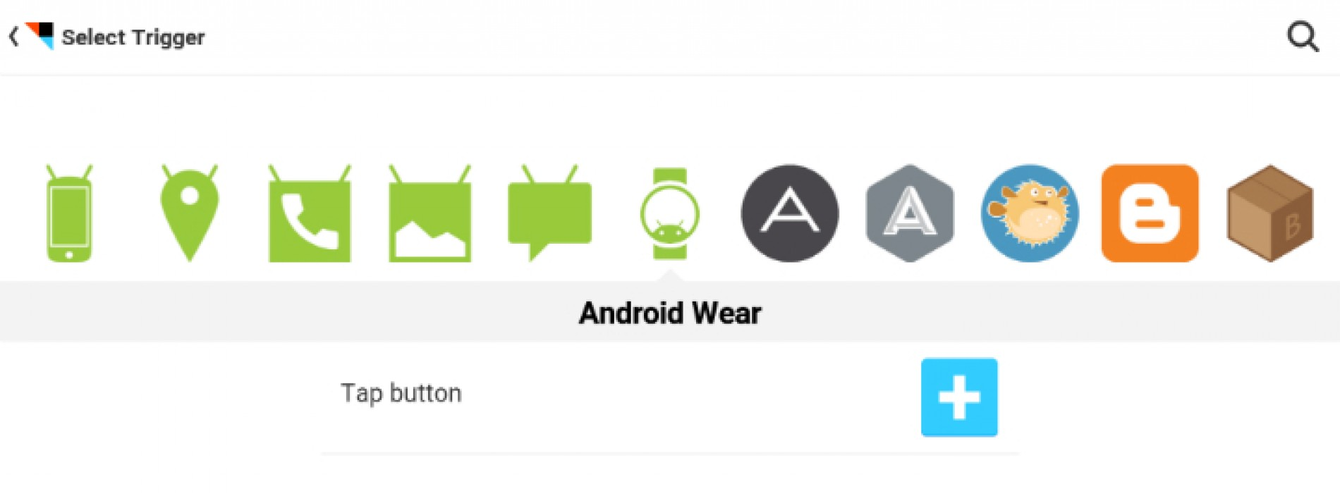 IFTTT adds Android Wear support