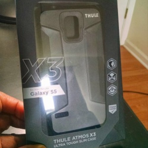 Thule Atmos X3 Case for Samsung Galaxy S5: Review