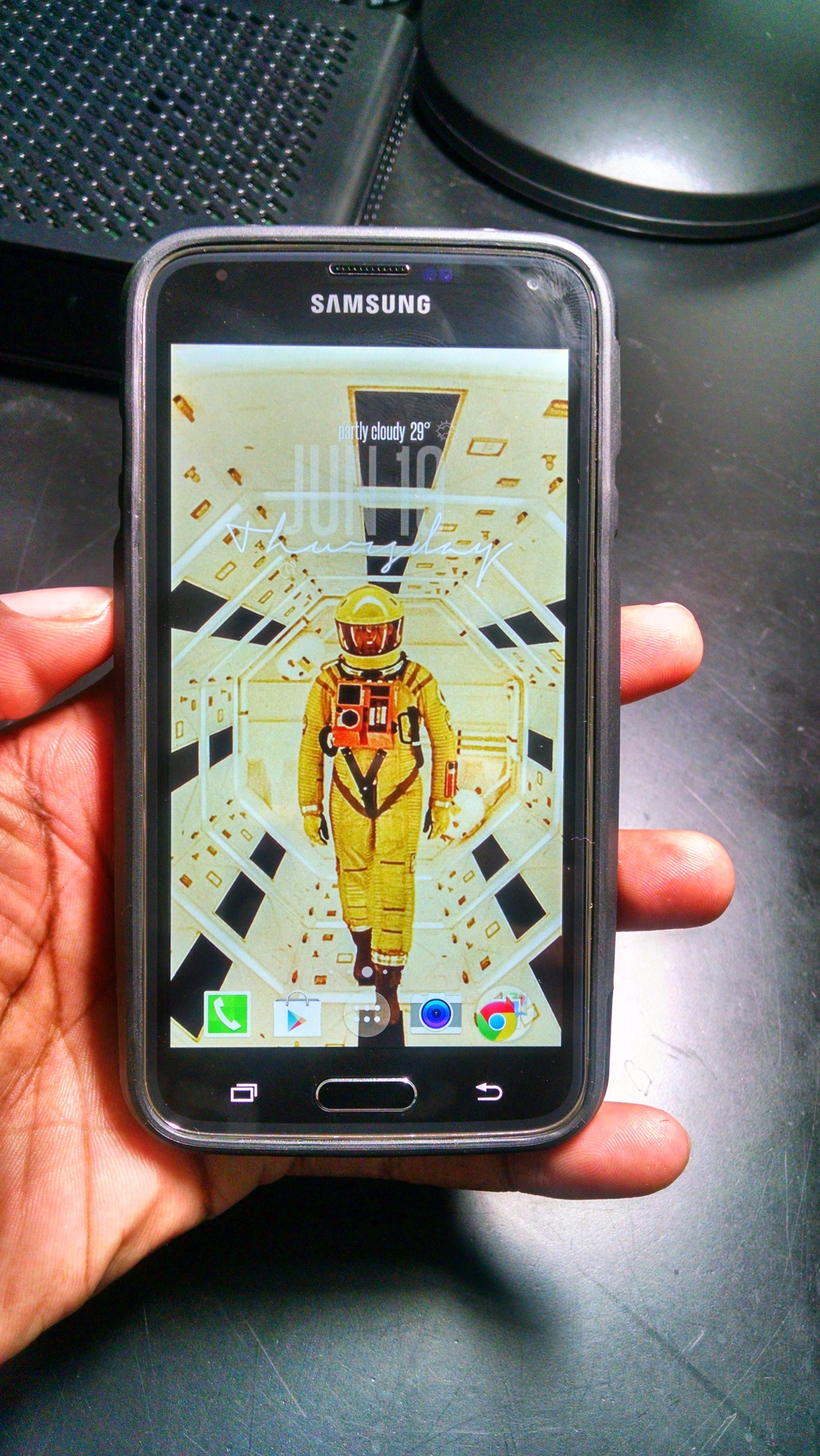 Thule Atmos X3 Galaxy S5