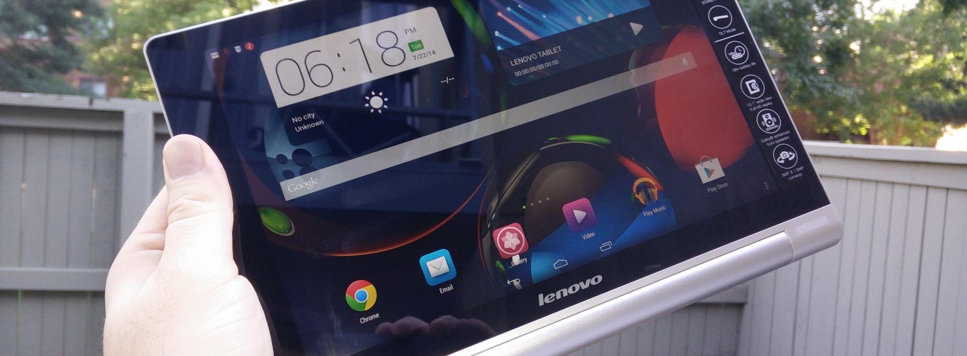 Lenovo Yoga Tablet 10 HD+ Review
