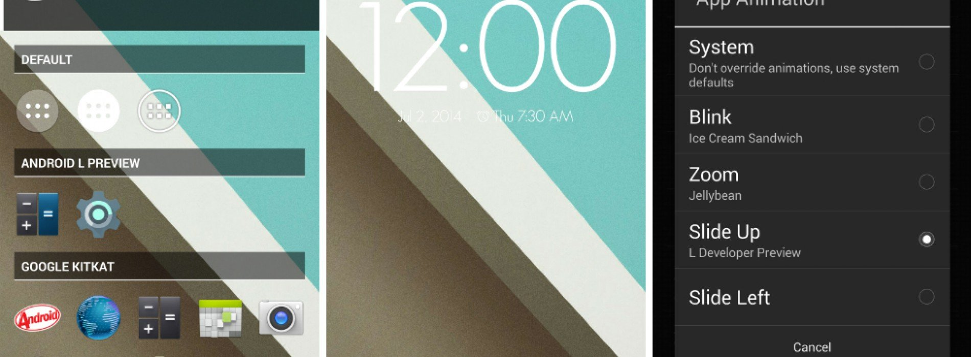 Nova Launcher Beta updates with Android L interface