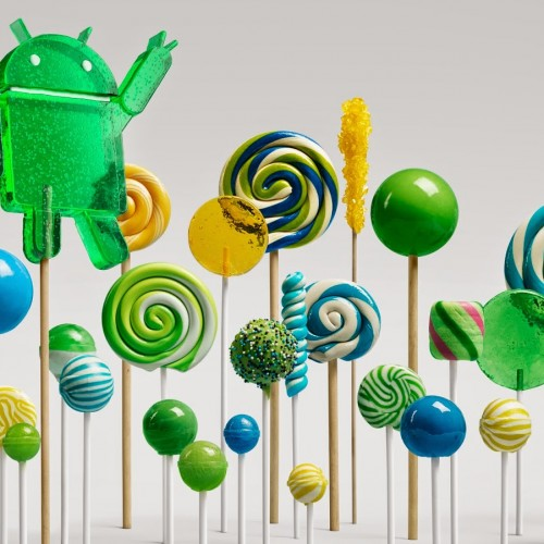 How 'Lollipop' was decided for Android 5.0