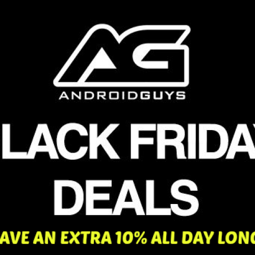 Black Friday Deals from AndroidGuys (Coupon: HAPPYBF10 for 10% off EVERYTHING!)