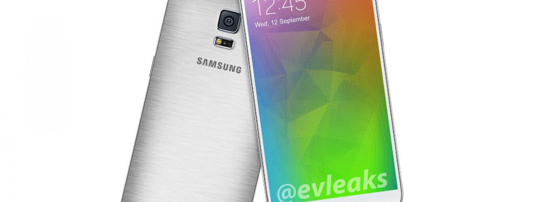 Samsung's premium Galaxy F leaks yet again, gives us the best look at the phone thus far