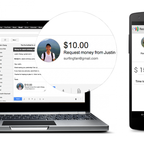 Google Wallet update allows you to manage gift cards, send and request money from friends