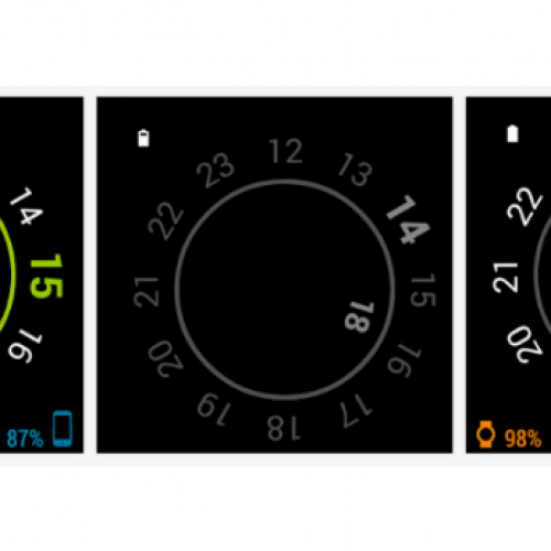 Watch This App: Chrono Watch Face