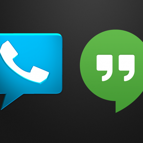 Google Voice integration with Hangouts is nearly done, debug tool suggests