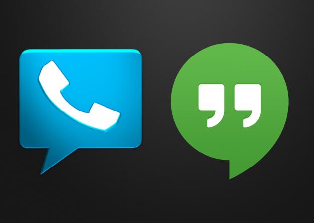 google voice hangouts____