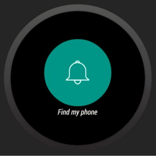Watch This App: Phone Finder for Android Wear