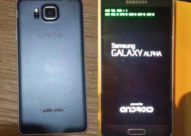 galaxy alpha 1