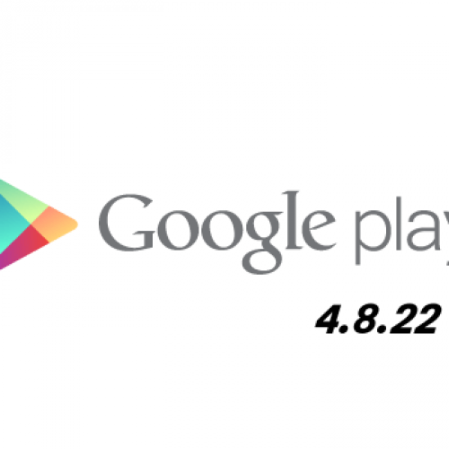 Google Play Store 4.8.22 has arrived, download and install it [APK]