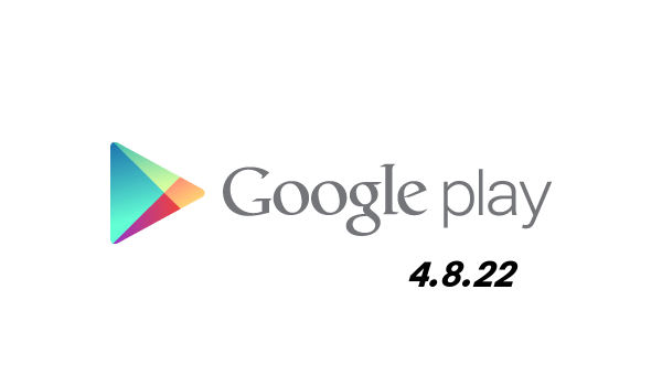 google play store 4.8.22__