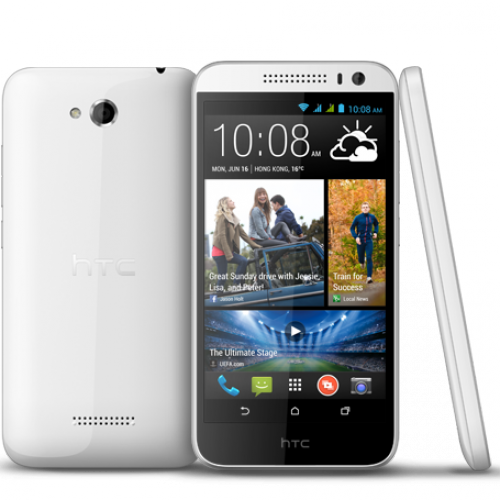 HTC launched an affordable HTC Desire 616 device sporting a MediaTek octa-core processor