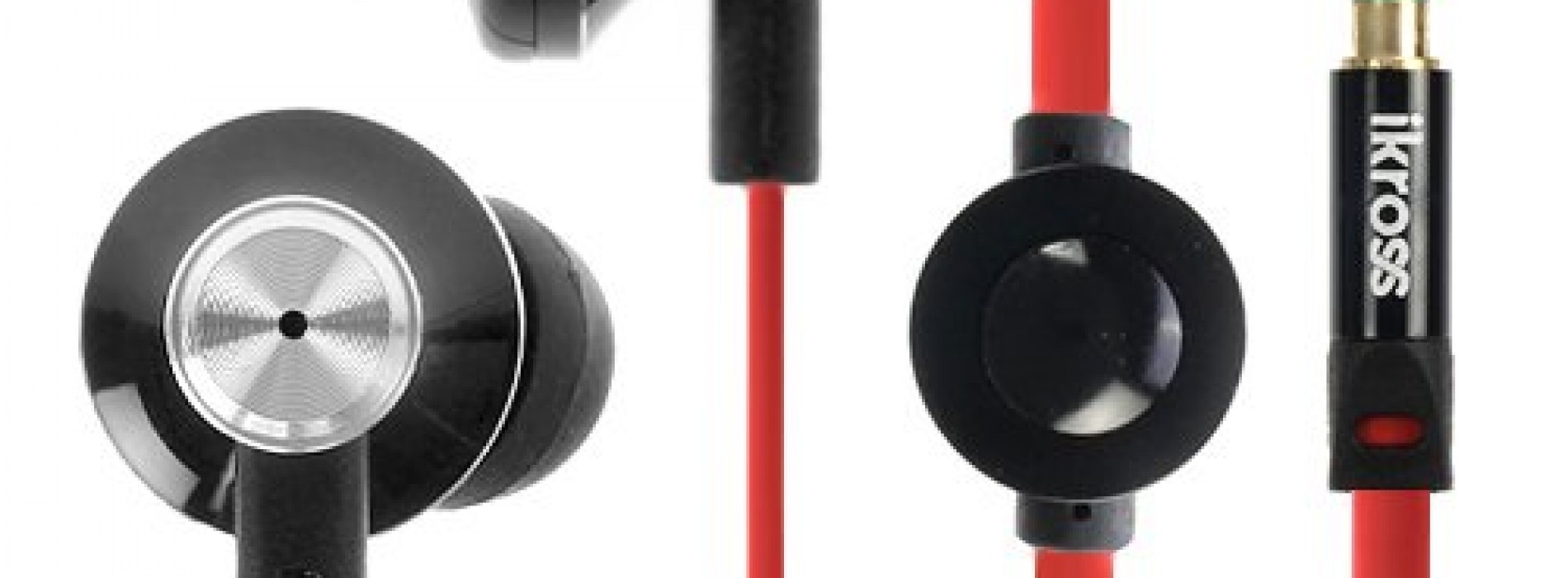 Accessory of the Day: iKross 3.5mm Stereo Earbuds with Microphone