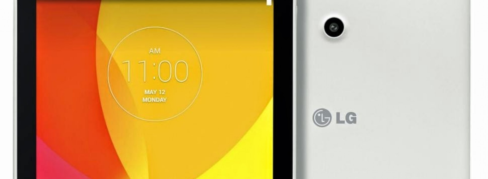 LG releases the G Pad 10.1 worldwide