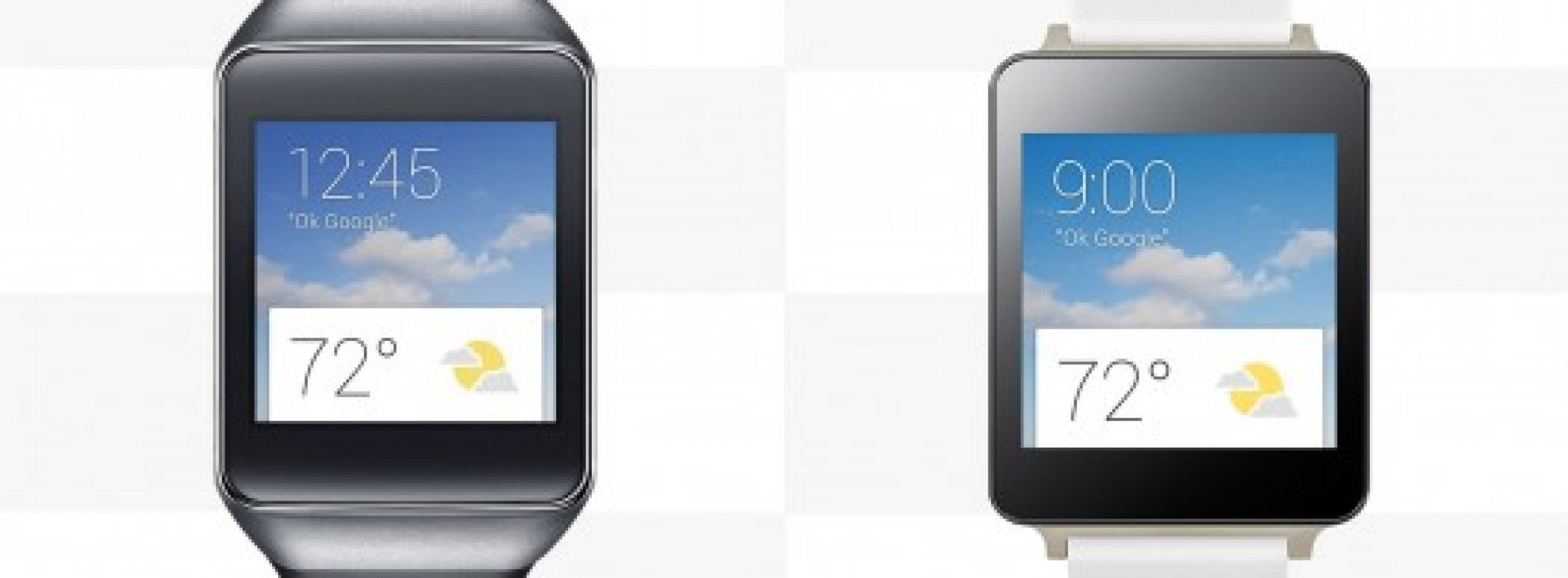 Both LG G Watch and Samsung Gear Live are now available at BestBuy