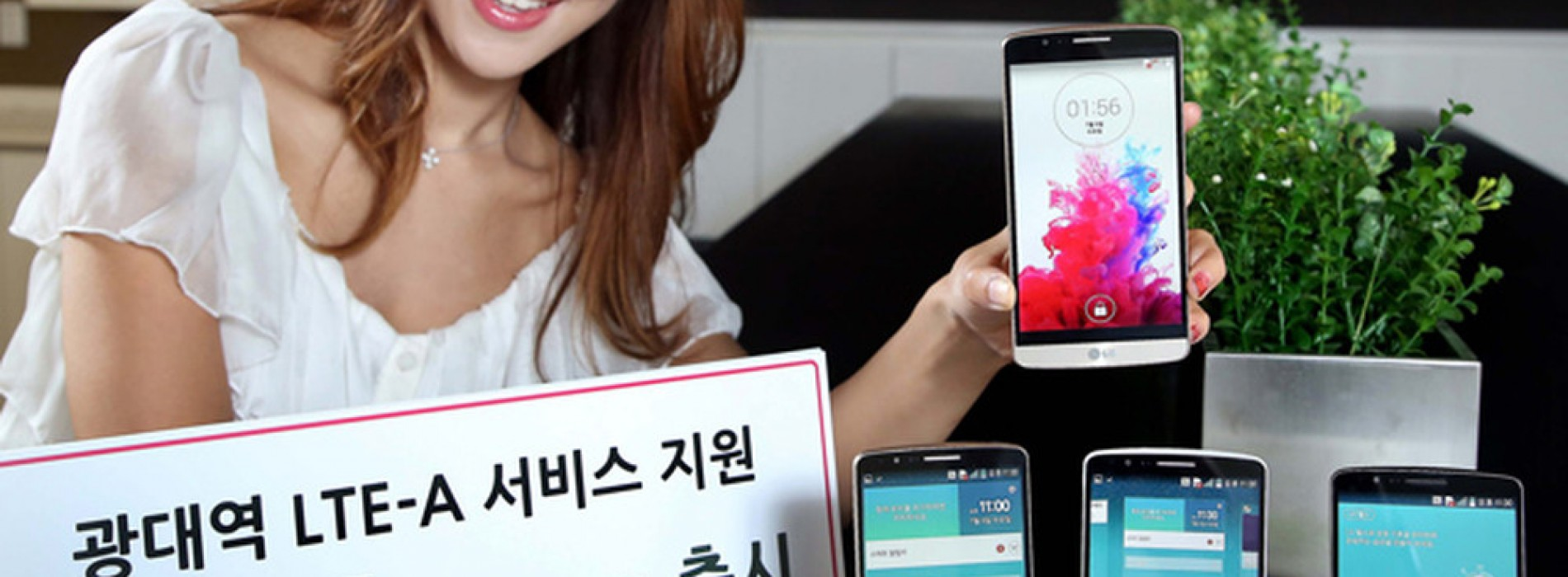 LG formally introduces G3 Cat 6