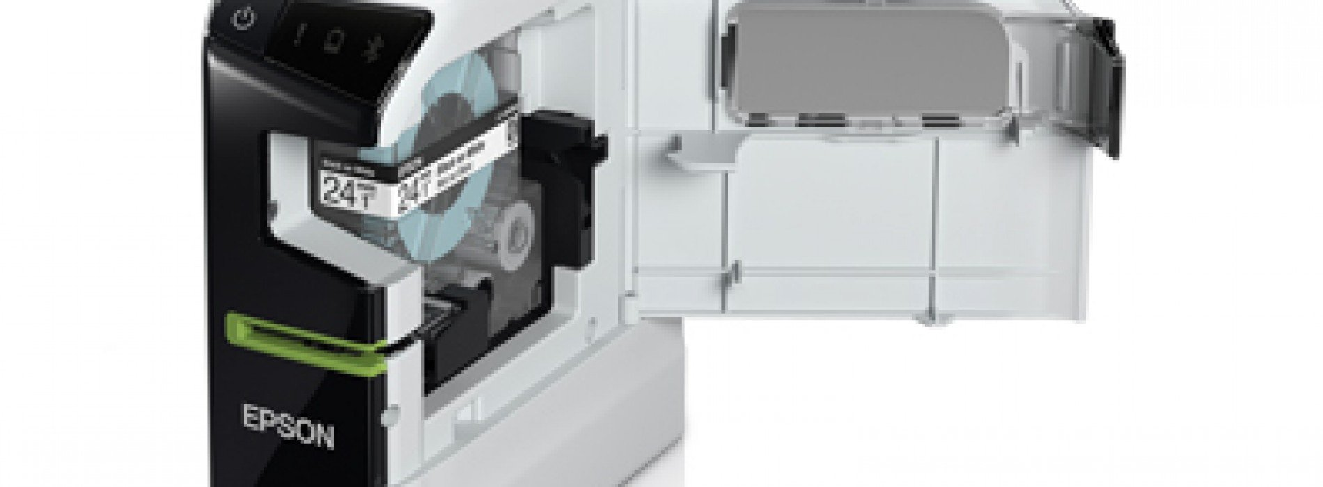 Easily print labels with the Epson LW-600P Label Printer
