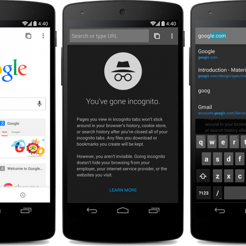 Chrome Beta gets the Material Design treatment, download and install it now [APK]