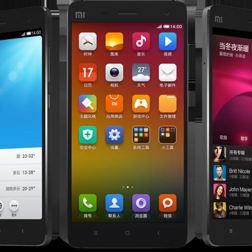 Xiaomi debuts flagship Mi4