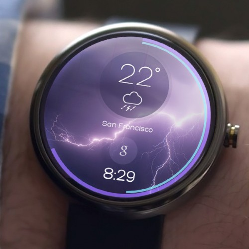 Moto 360 smartwatch to be the first Android Wear smartwatch to sport an ambient light sensor
