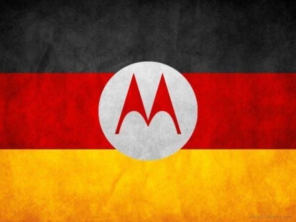 moto germany