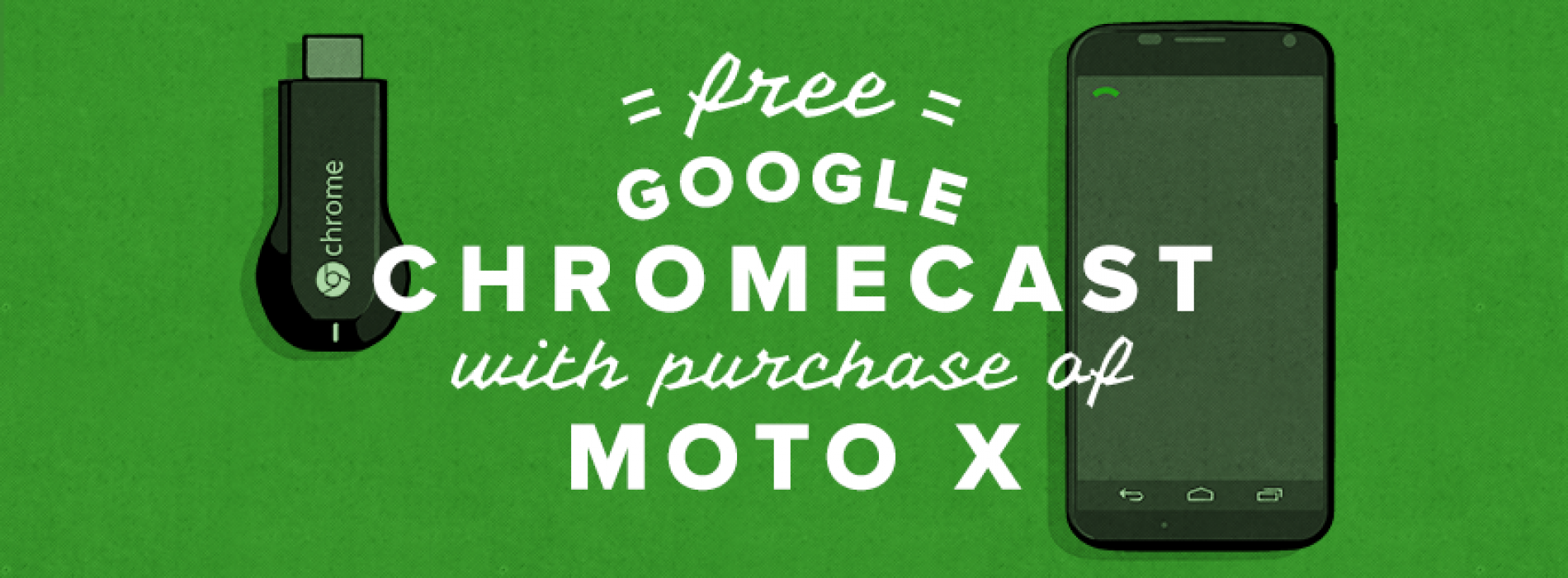 Republic Wireless offering free Chromecast with purchase of Moto X