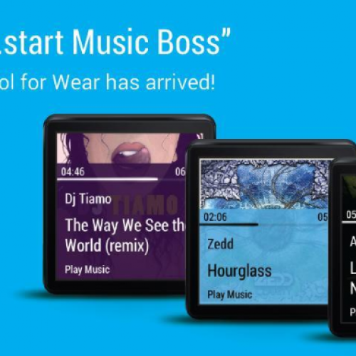 Watch This App: Music Boss