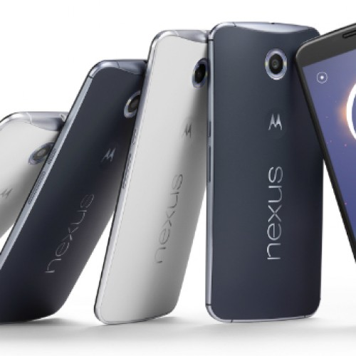 Nexus 6 pre-orders to begin October 29