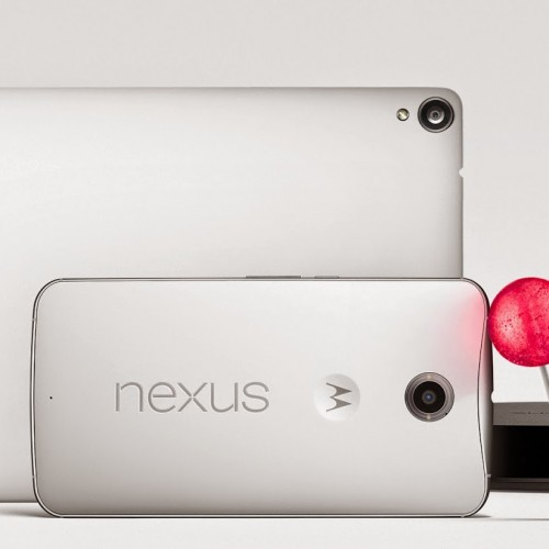 Nexus devices to start receiving Android 5.0 Lollipop update