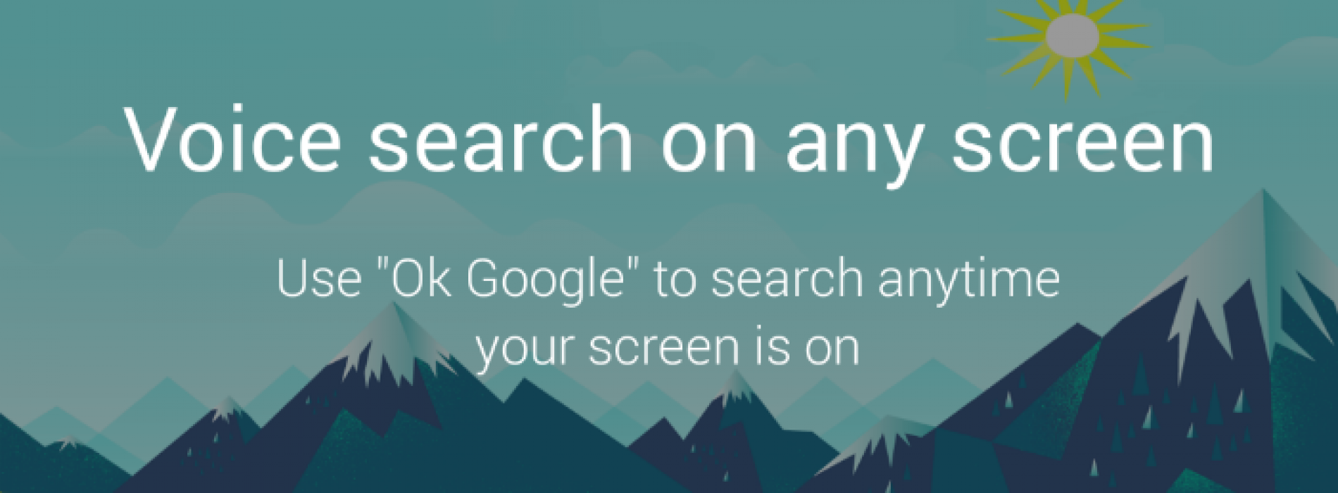 "How To: Enable ""OK Google"" on all screens of your Android"