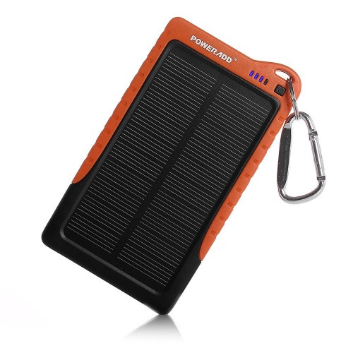Accessory of the Day: Poweradd Apollo 7200mAh Solar Panel Portable Charger