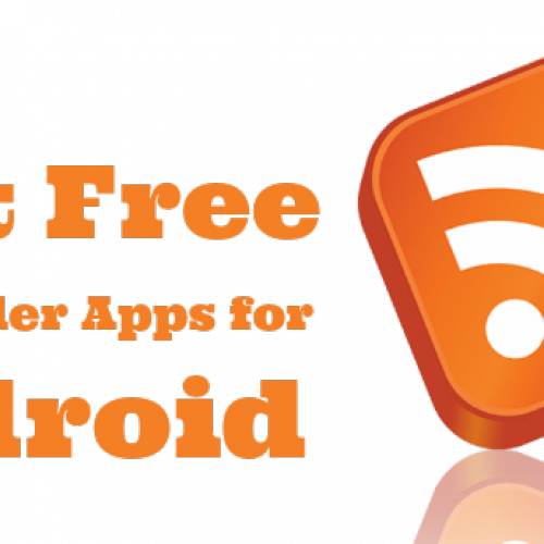 The best free RSS Reader apps for Android