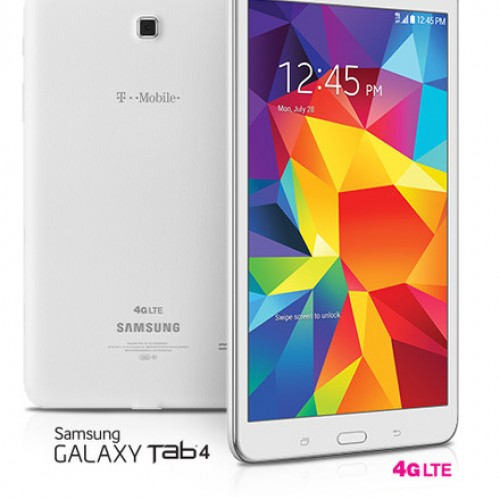 T-Mobile offers pre-registration for Galaxy Tab 4; tablet due July 16