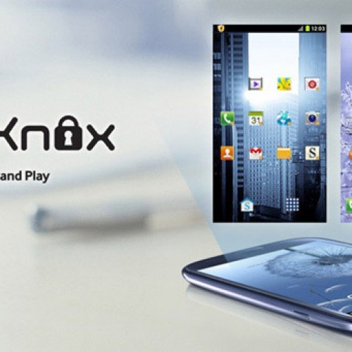 Samsung introduces My KNOX app for better business security