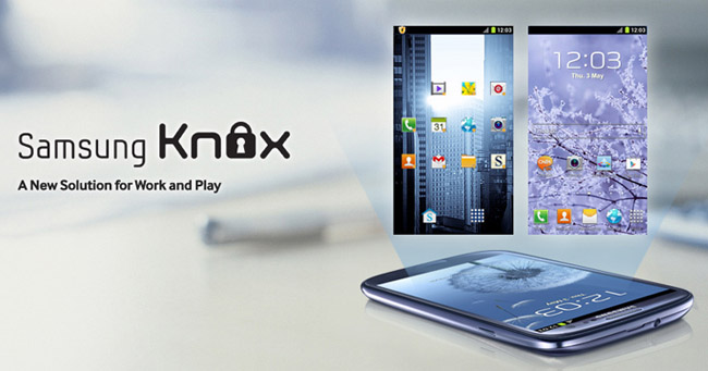 Samsung may hand KNOX Security over to Google, report ...
