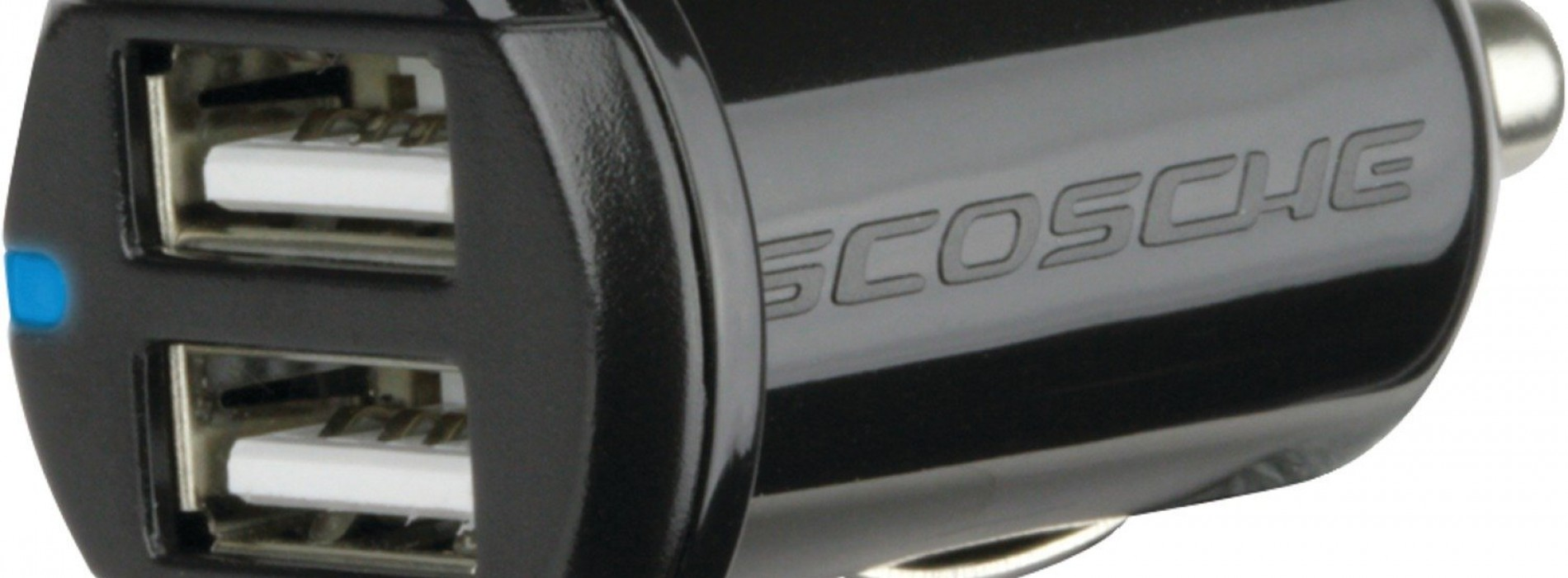 Accessory of the Day: Scosche dual 12 Watt USB car charger