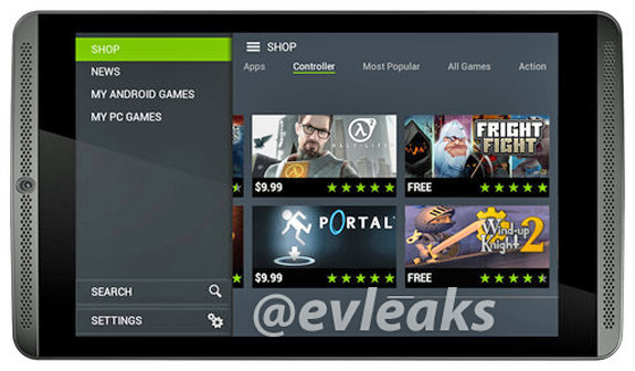 nvidia shield tablet___