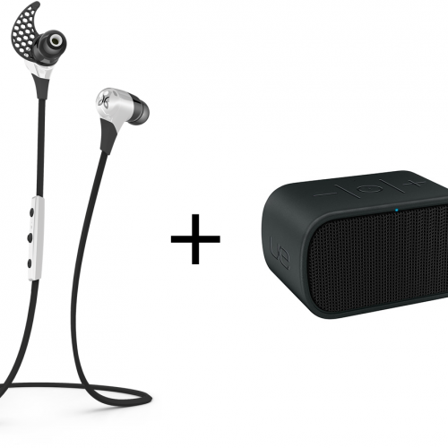 [DEALS & STEALS] You can get JayBird BlueBuds X + Ultimate Ears Mini BOOM bluetooth speaker bundle for only $170 ($100 off) at BestBuy