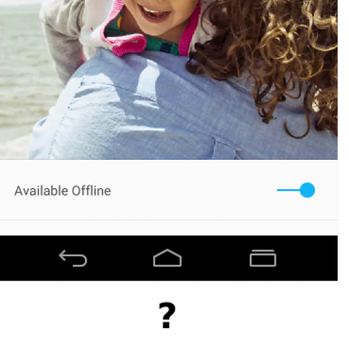"""Is Google teasing alternative on-screen buttons for Android """"L""""?"""