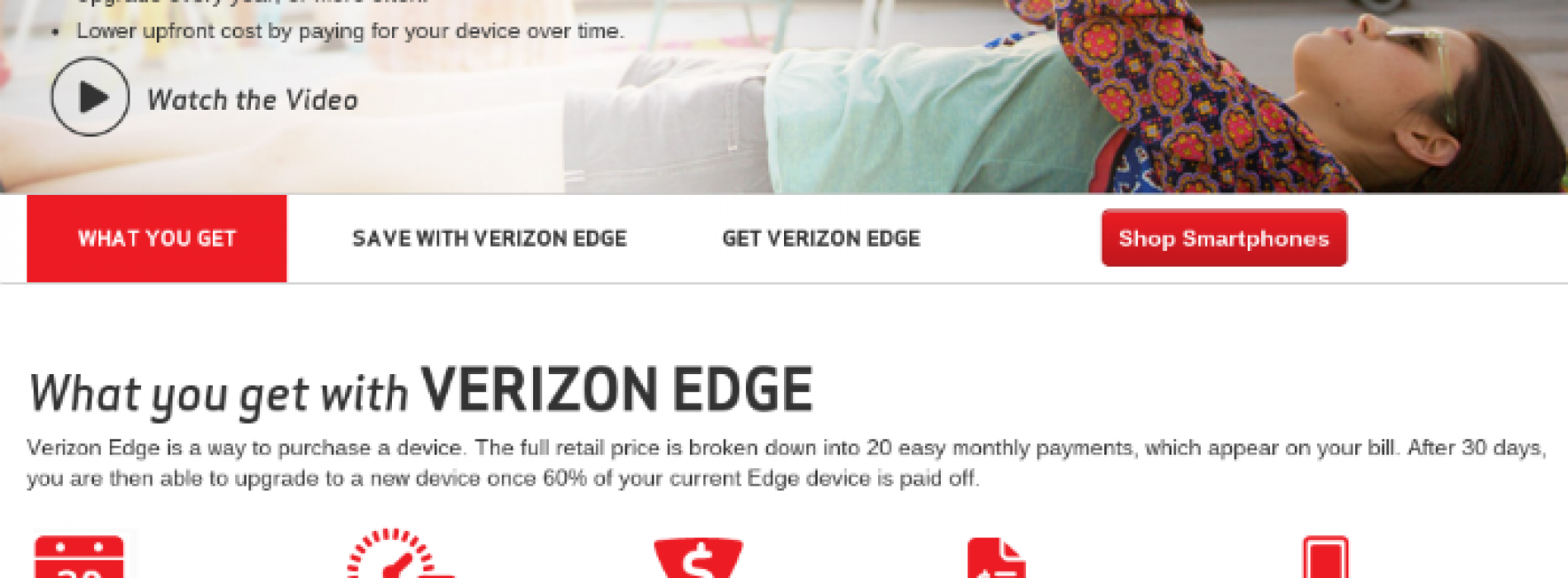 Verizon now offering tablets on EDGE payment plan