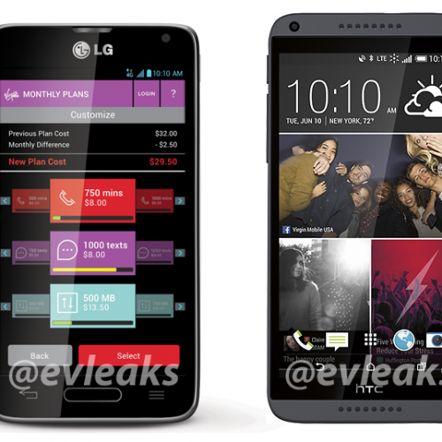 Virgin Mobile set to add LG Pulse, LG Unify, HTC Desire 816, and ZTE Emblem