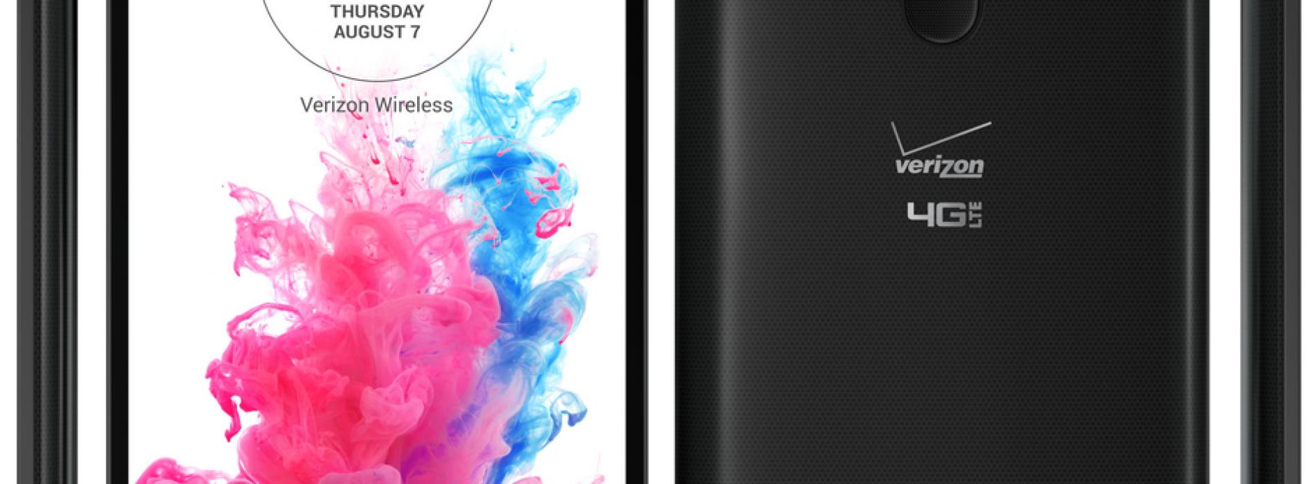 Verizon bound LG G3 Vista leaks