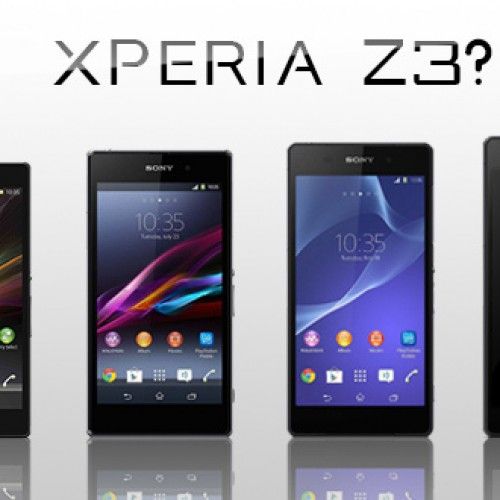"Is this Xperia Z3's ""About"" screen?"