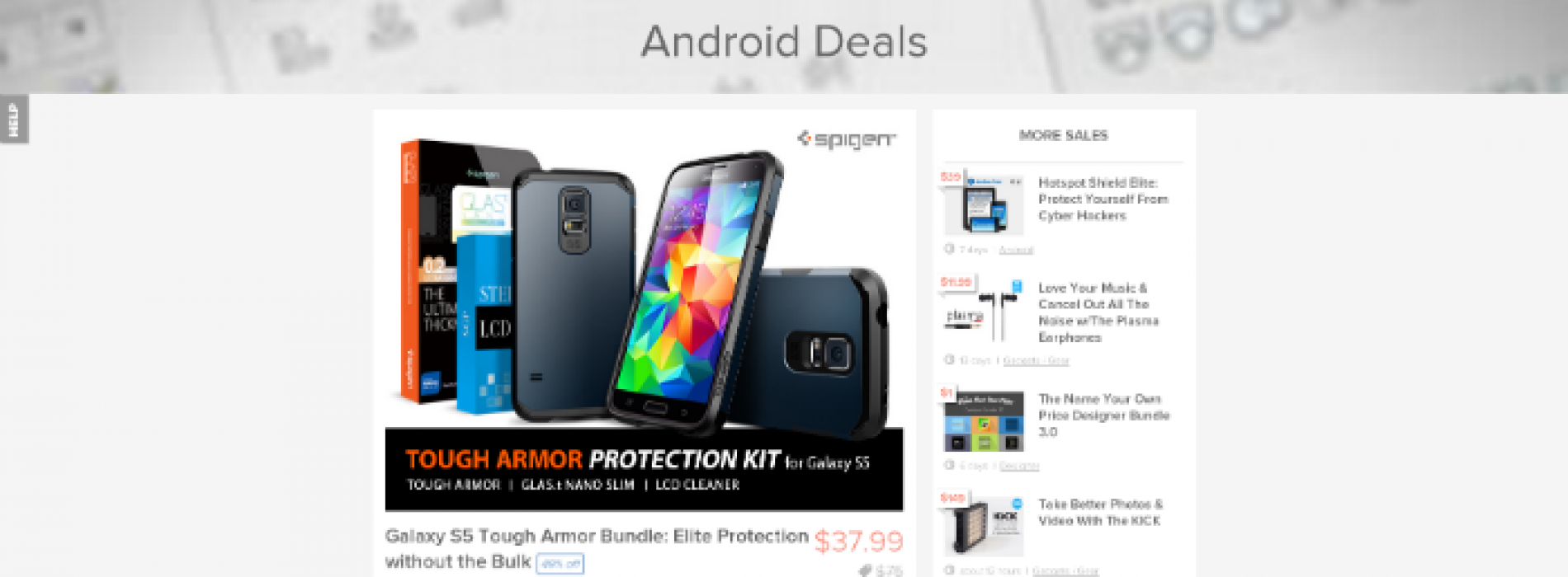 Introducing AndroidGuys Deals